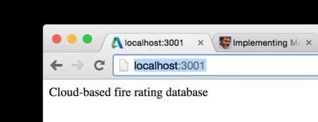 Firerating root URL